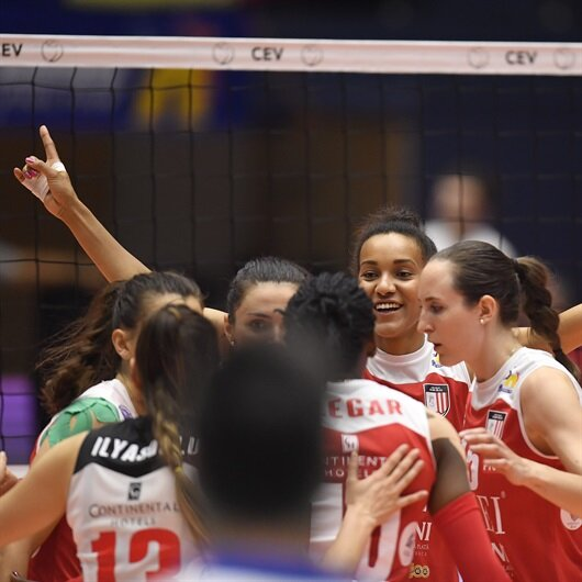 Turkish women's team wins top league final