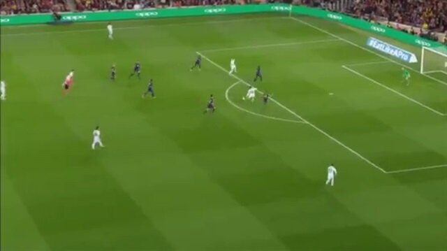 Barcelona 2-2 Real Madrid (Maç özeti ve goller)