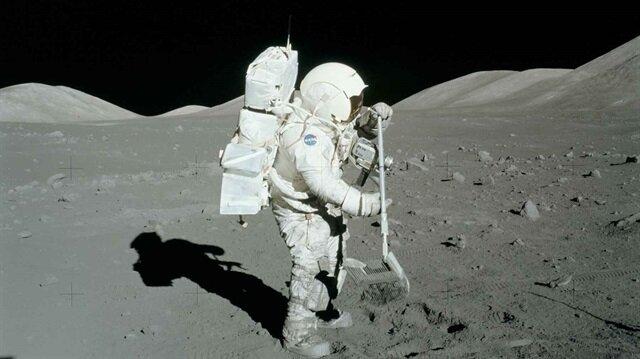 Bilim insanlarının yaptığı araştırmaya göre Ay tozu astronotlara kansere neden oluyor.