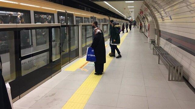 Bir sürücüsüz metro hattı daha geliyor