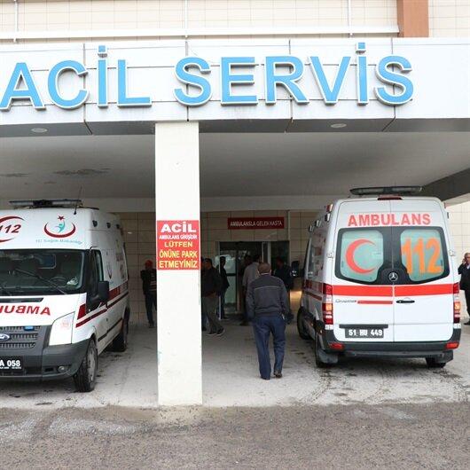 Niğde'de belediye başkanı silahlı saldırı sonucu hayatını kaybetti