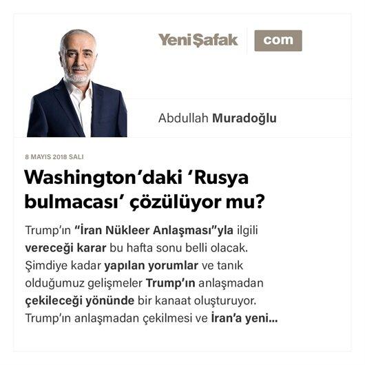 Washington'daki 'Rusya bulmacası' çözülüyor mu?