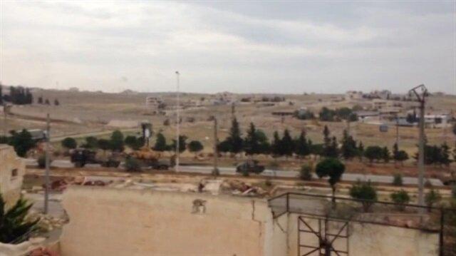 TSK, İdlib'te 5 nolu gözlem noktasını kurdu