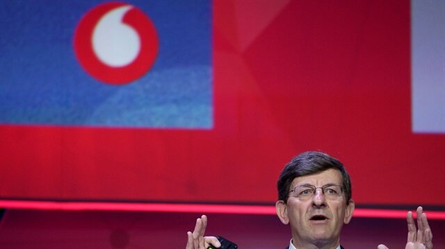 Vodafone splashes billions on European expansion