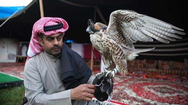 Qatar falconry highlights Ethnosport Cultural Festival