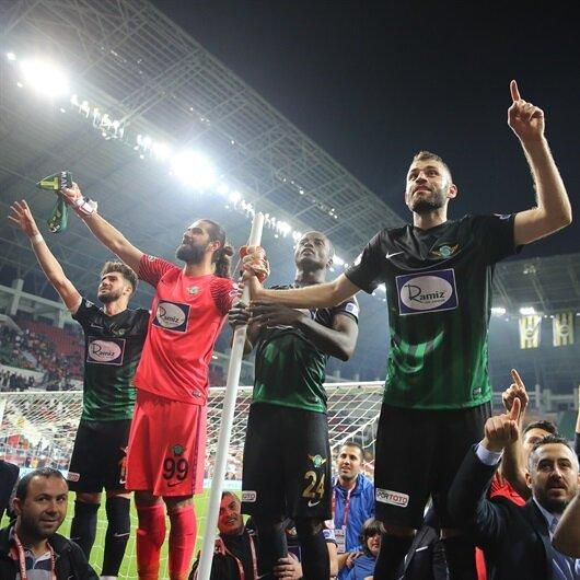 Akhisarspor tarihinde ilk kez UEFA Avrupa Ligi'nde