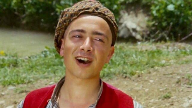 Keloğlan'ın başrolünde Rüştü Asyalı oynamıştı.