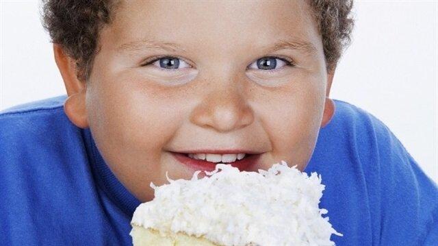 Her 3 çocuktan biri obez ya da fazla kilolu