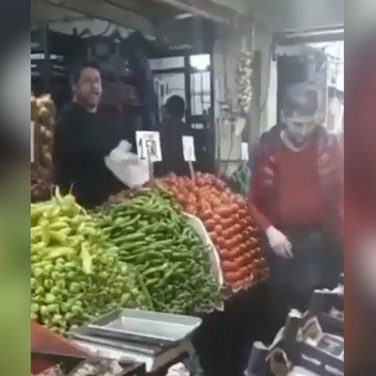 Pazarcı Devam dedi sosyal medyayı salladı
