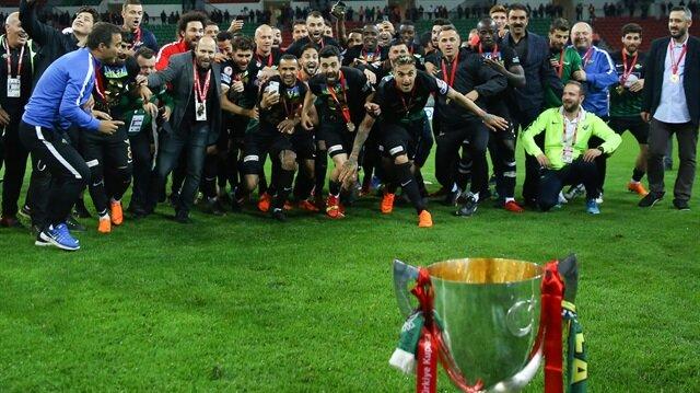 Akhisarspor 2017-2018 sezonu Türkiye Kupası şampiyonu oldu.