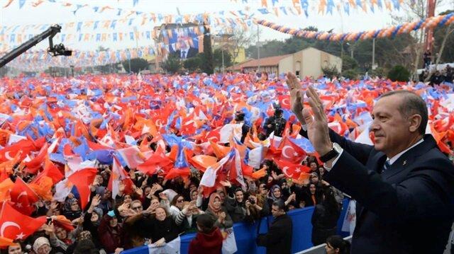 AK Parti'nin merakla beklenen seçim şarkısı: Eroğlu Erdoğan