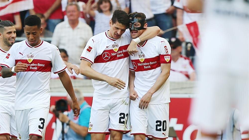 Stuttgart bu sezon 32 gol attı 35 gol yedi.