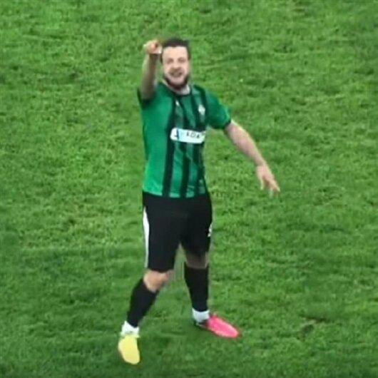 Batuhan Karadeniz'den olay gol sevinci