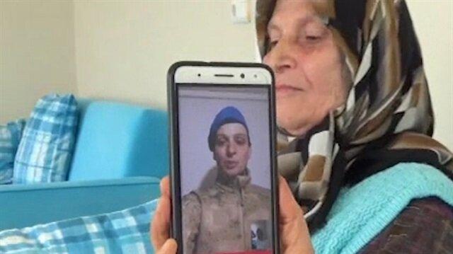 Kato Dağı'ndaki askerlerin duygulandıran 'Anneler Günü' videosu