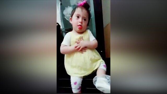 İzlenme rekorları kıran down sendromlu bebek
