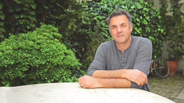 Fransız yazar Jean-Paul Didierlaurent