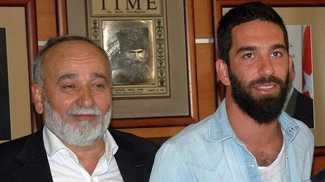 Arda Turan'ın babası taburcu edildi