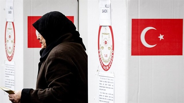 59 مليون ناخب تركي يحق لهم التصويت في الانتخابات المقبلة