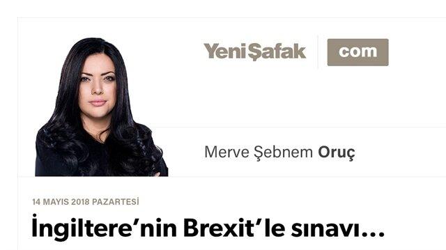 İngiltere'nin Brexit'le sınavı...