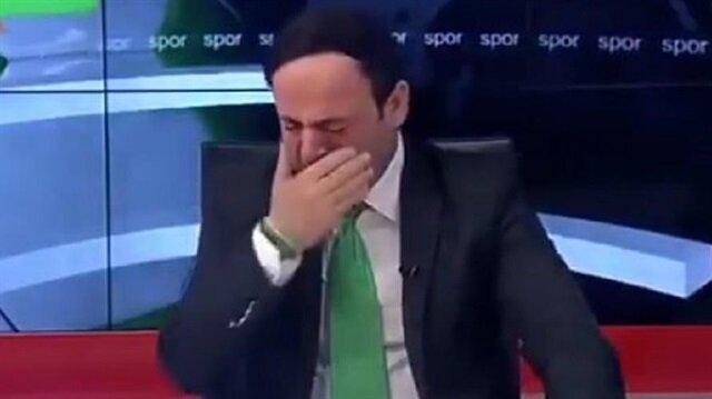Konyaspor sevgisi spikeri hüngür hüngür ağlattı