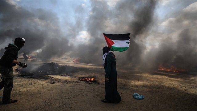 ABD'nin Kudüs kararı ve İsrail terörüne dünyadan tepkiler