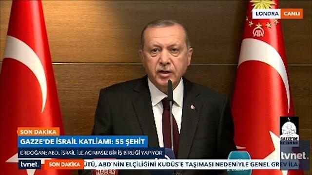 Cumhurbaşkanı Erdoğan: 3 gün milli yas ilan ettik