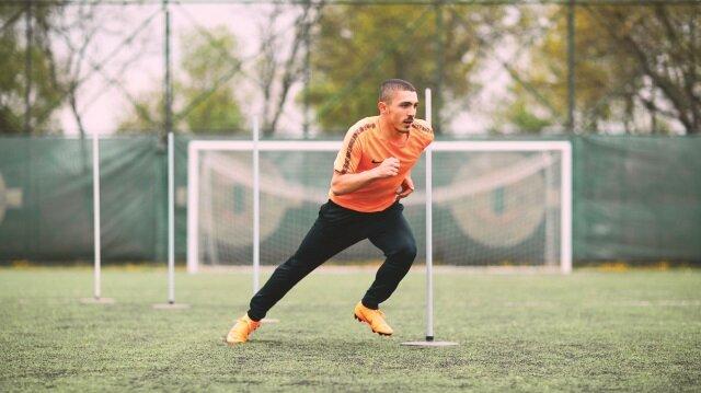 Abdülkadir Ömür, kulübün malzeme sponsoru Nike'ın 'Çık, Oyna' kampanyasında açıklamalarda bulundu.