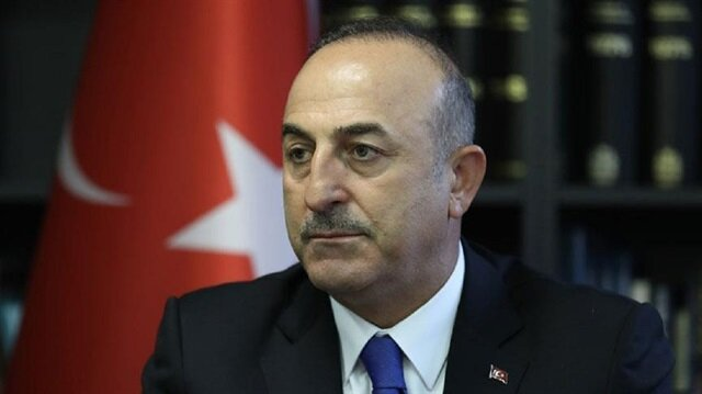   وزير الخارجية التركي يجري اتصالات مع نظرائه بخصوص غزة