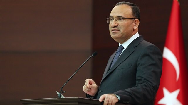​Turkish Deputy Prime Minister and Government Spokesman Bekir Bozdağ
