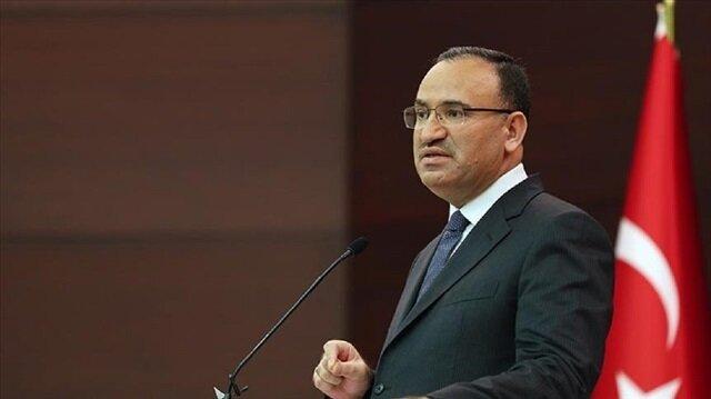 متحدث الحكومة التركية بكر بوزداغ