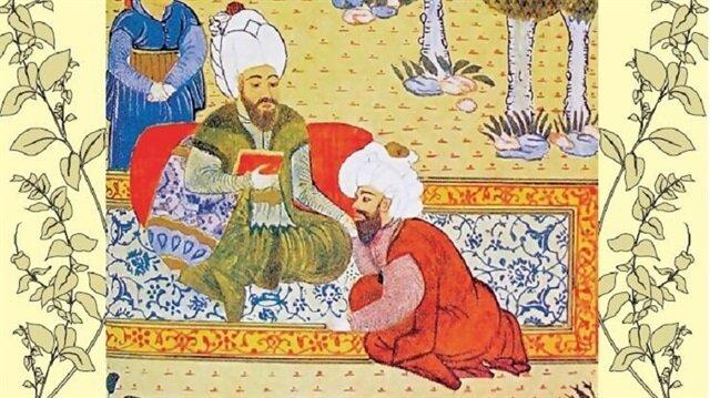 Burhaneddin Bin Muhammed, ilim öğretmekle vazifelendirildi.