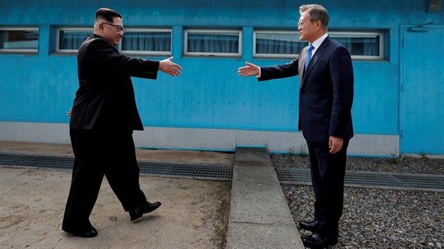 Kuzey ve Güney Kore ortak köyde görüşecek