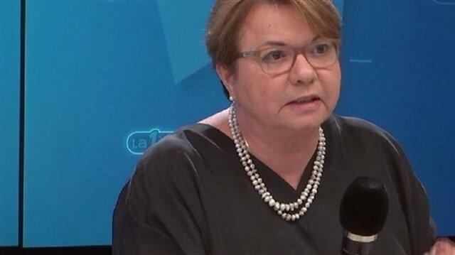 """سفيرة إسرائيل في بلجيكا تصف شهداء """"مسيرات العودة"""" بـ""""إرهابيون"""""""