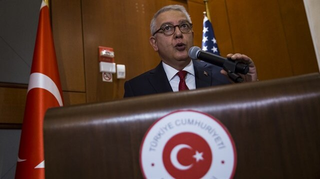 Turkish Ambassador in Washington Serdar Kilic