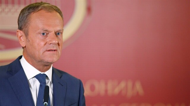 Tusk: Trump 'helped European Union rid itself of its illusions'