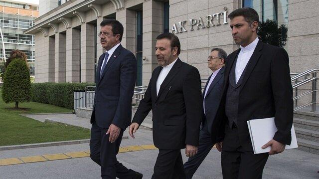 Cumhurbaşkanı Erdoğan Vaizi'yi kabul etti