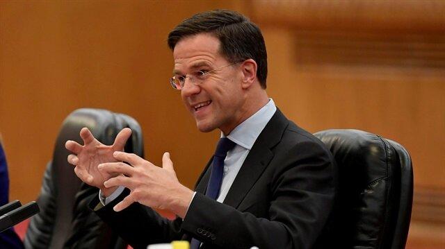 Hollanda Başbakanı Mark Rutte