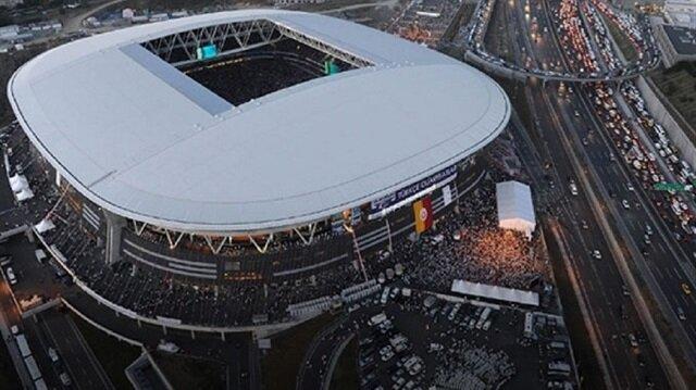 Türk Telekom Stadı.