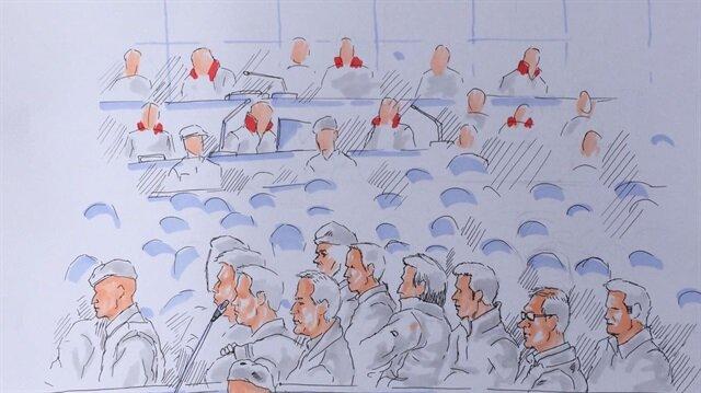 FETÖ'cü 85 sanığa hapis cezası