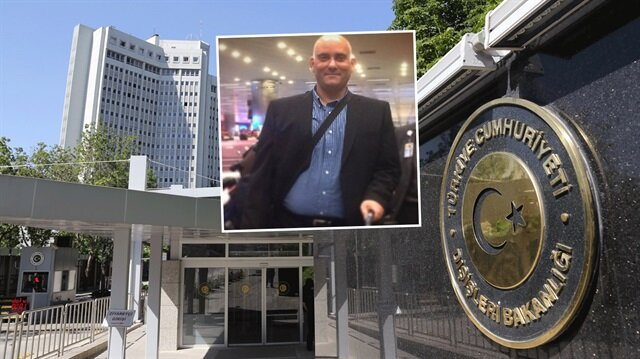 Dışişleri Bakanlığı, İsrail'in İstanbul Başkonsolosunun ülkesine dönmesini istedi.