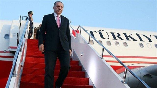أردوغان يعود إلى البلاد بعد زيارة رسمية لبريطانيا