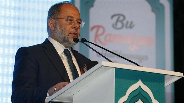 Başbakan Yardımcısı Recep Akdağ