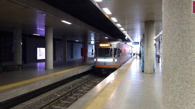 Yenikapı-Atatürk Havalimanı metro hattı