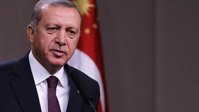 من الجو.. أردوغان يهنّئ الشعب التركي بقدوم شهر رمضان