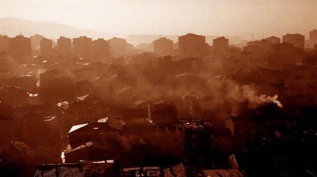 Meteoroloji'den 'toz' uyarısı: Bugünden itibaren etkili olacak