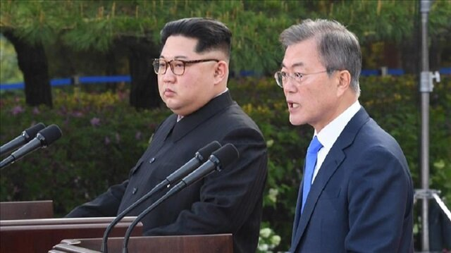 Kuzey Kore yarın için planlanan Güney Kore görüşmesini iptal etti