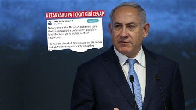   أردوغان ردا على نتنياهو: الفلسطينيون ليسوا إرهابيين وحماس ليست إرهابية