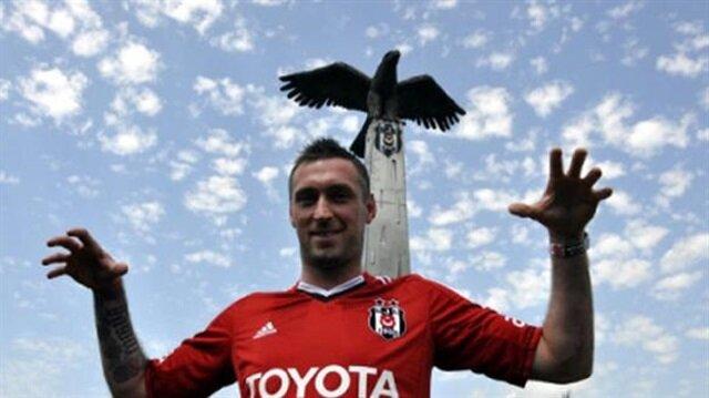 McGregor'un Beşiktaş'a Rangers'tan transfer olmuştu.