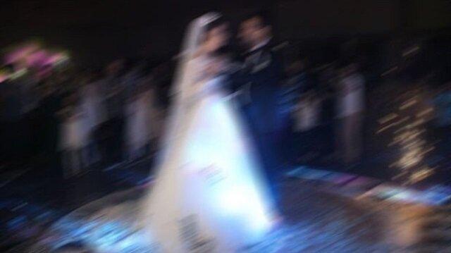 İstanbul'da yeni evli çift düğün görüntülerini televizyonda yayınlandığını görünce tazminat kazandı.