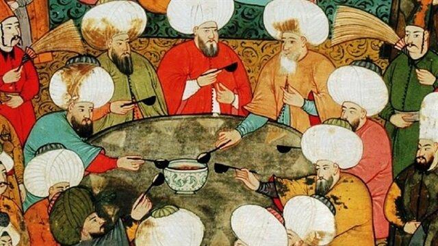 Osmanlı'da Ramazan için bir ay öncesinden hazırlıklar başlardı.